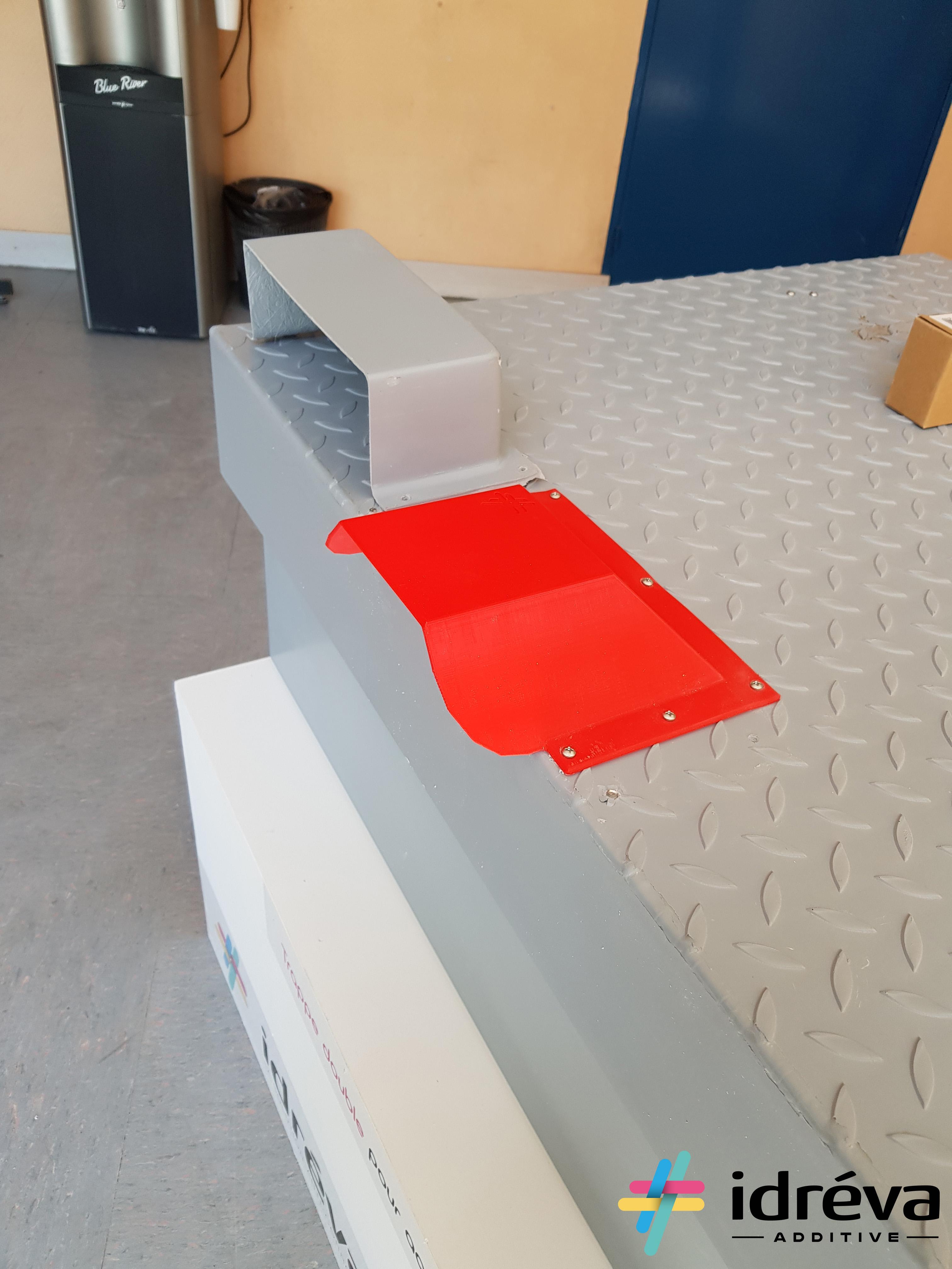 Impression 3D Idreva