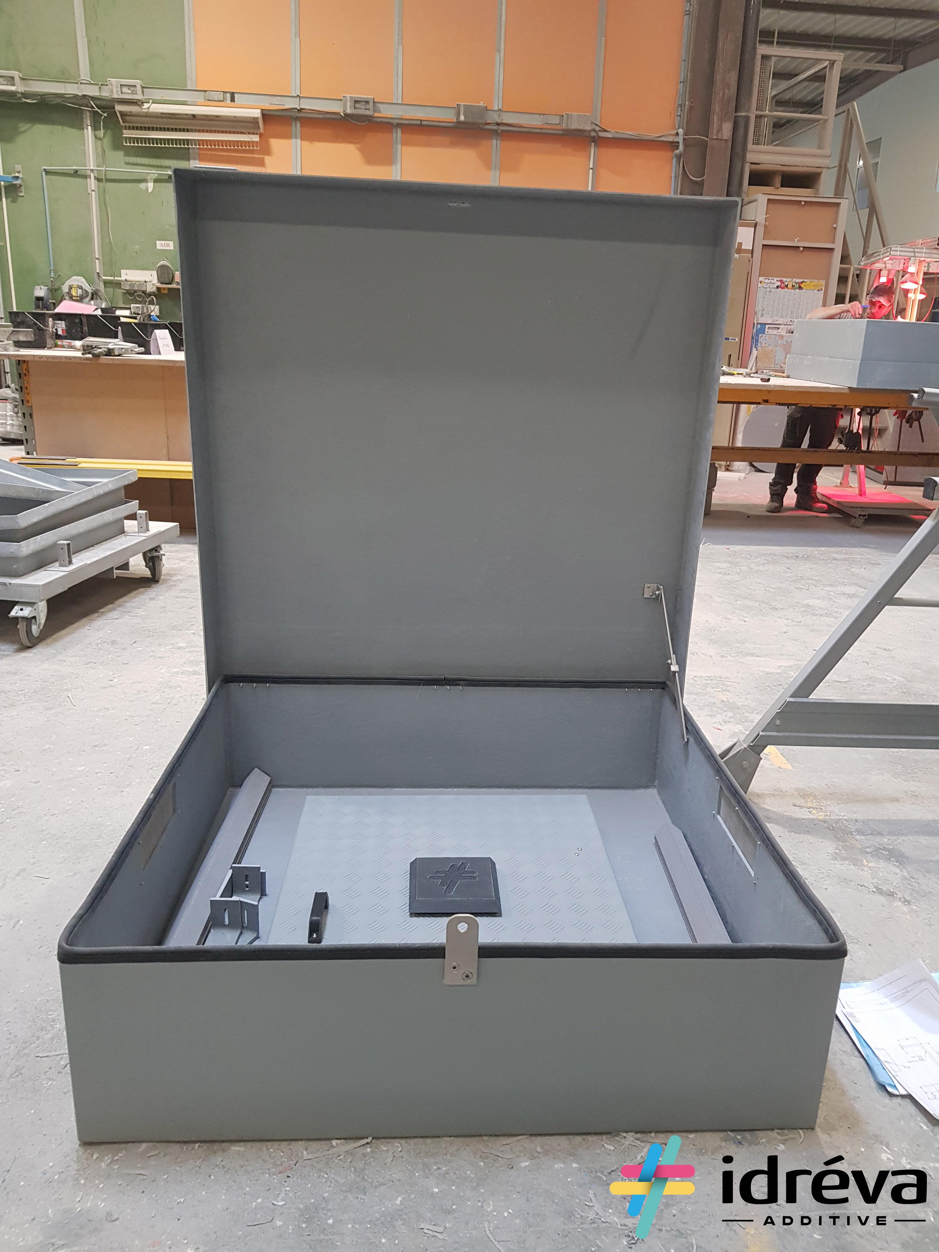 Accessoire Idreva Impression 3D