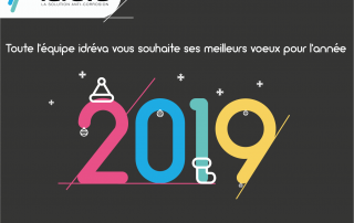 carte de voeux idreva 2019
