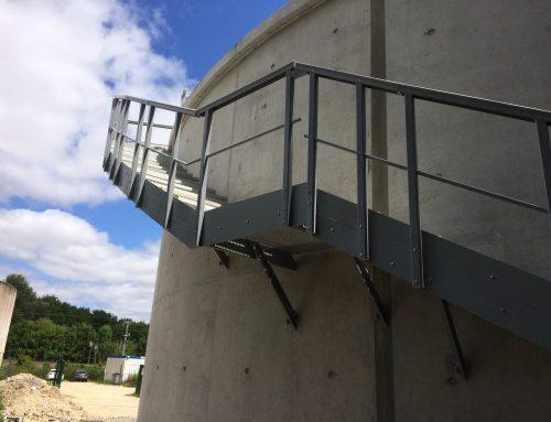 Une semaine un produit: L'escalier courbe IDREVA