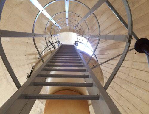 Échelles en composite Idréva : Fabrication 100 % française