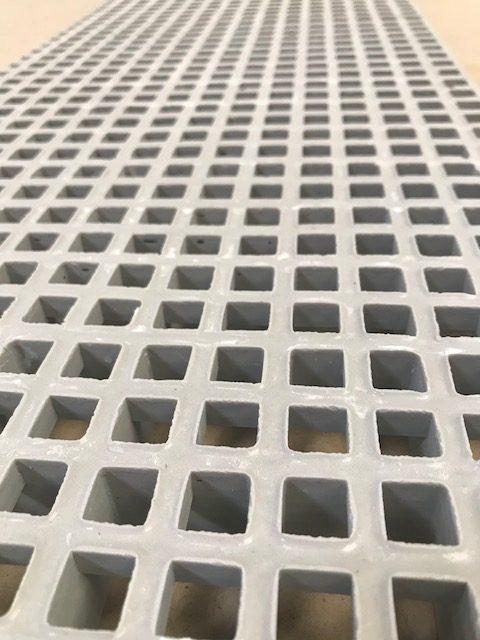 plancher caillebotis en composite