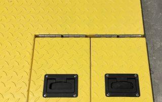 trappe acces en composite