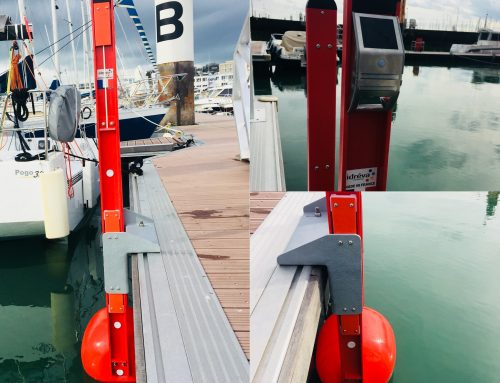 Sea Safe Ladders : une innovation idréva