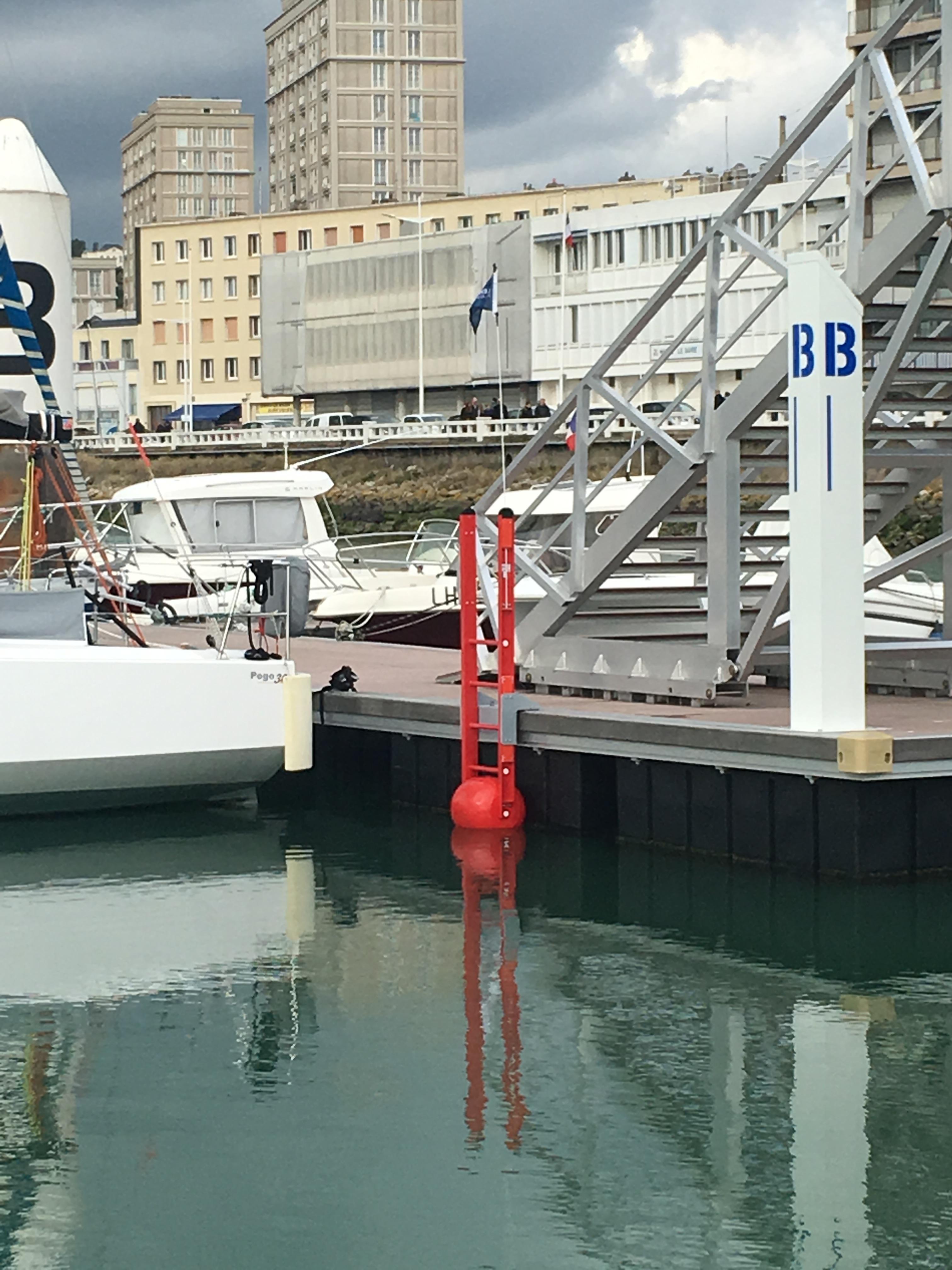 sea safe ladders