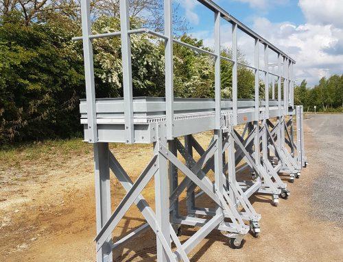 Fabrication française de structures en composite – Idréva