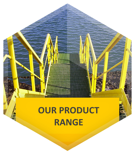Range of composite products