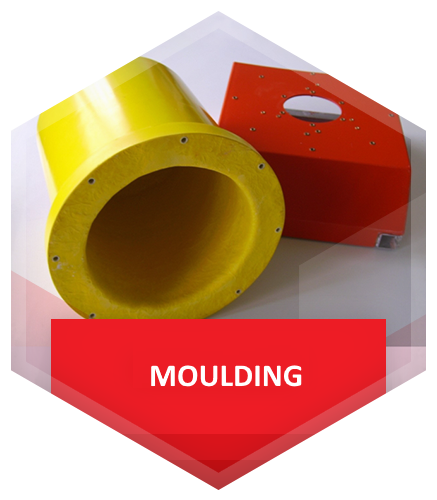 Sub-contractor for moulding composite materials