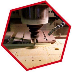 Notre atelier d'usinage composite