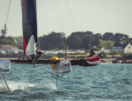 UNE SECONDE PLACE SUR L'ACT 2 DES FLYING PHANTOM SERIES