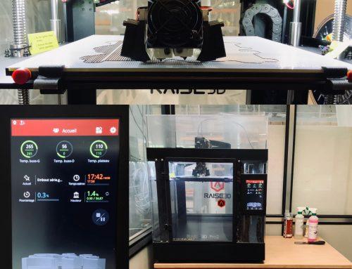 Idréva Additive – Un nouveau département dédié à la fabrication par imprimante 3D