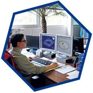 Les solutions d'ingénierie composite d'Idréva
