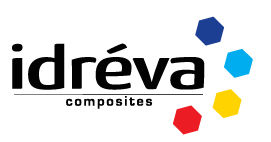 Fabrication de composite en Normandie – Idréva Logo