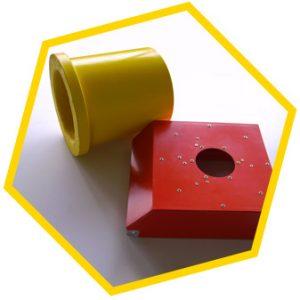Fabrication de pièces - Moulage composite