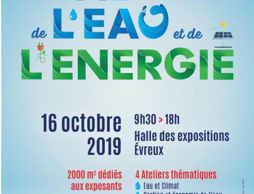 3ème édition du Salon de l'Eau et de l'Énergie – Évreux