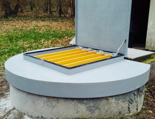 Une Semaine Un produit idréva : Trappes d'accès en composite